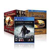 Amazon Deal: Amazon Today's Gold Box: save 66% on The Hobbit and Lord of the Rings Ultimate Media Collection