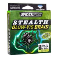 Bass Pro Shops Deal: Fishing - Spiderwire Stealth Glow-Vis Braid $14.49 + Free Shipping @ BassPro (+ additional rebate?)