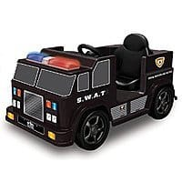 Amazon Deal: 50% OFF Kid Motorz SWAT Car @ $87.53, Kid Motorz Ride On Jet, 6V @ $84.39 w/ coupon + Free shipping Amazon