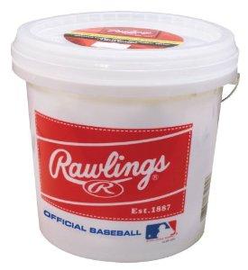 Rawlings Official League Competition Grade Baseballs 2 Dozen $20.99 FSSS w/coupon Amazon