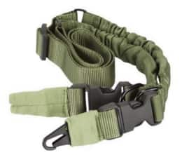 Two Point Bungee Sling (GREEN) for any standard size rifle or submachine gun $16.50 Shipped