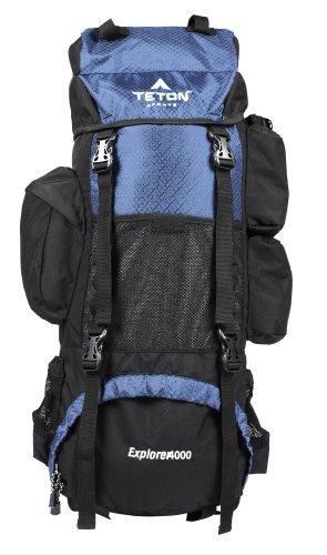 TETON Sports Explorer 4000 Internal Frame Backpack $48.99 Fs @ Amazon LD