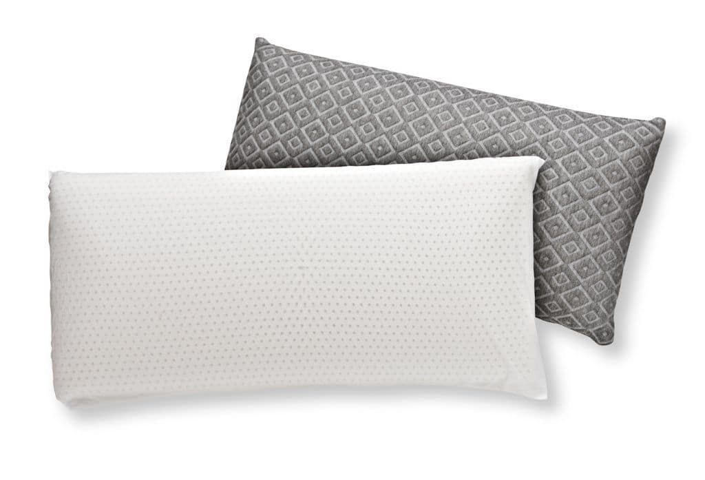 Latex Foam Pillow Queen/King $19.99/$27.99 Free Shipping - Brookly Bedding