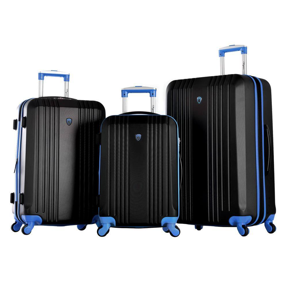 Olympia - Apache II 3-Piece Expandable Spinner Luggage $99.97