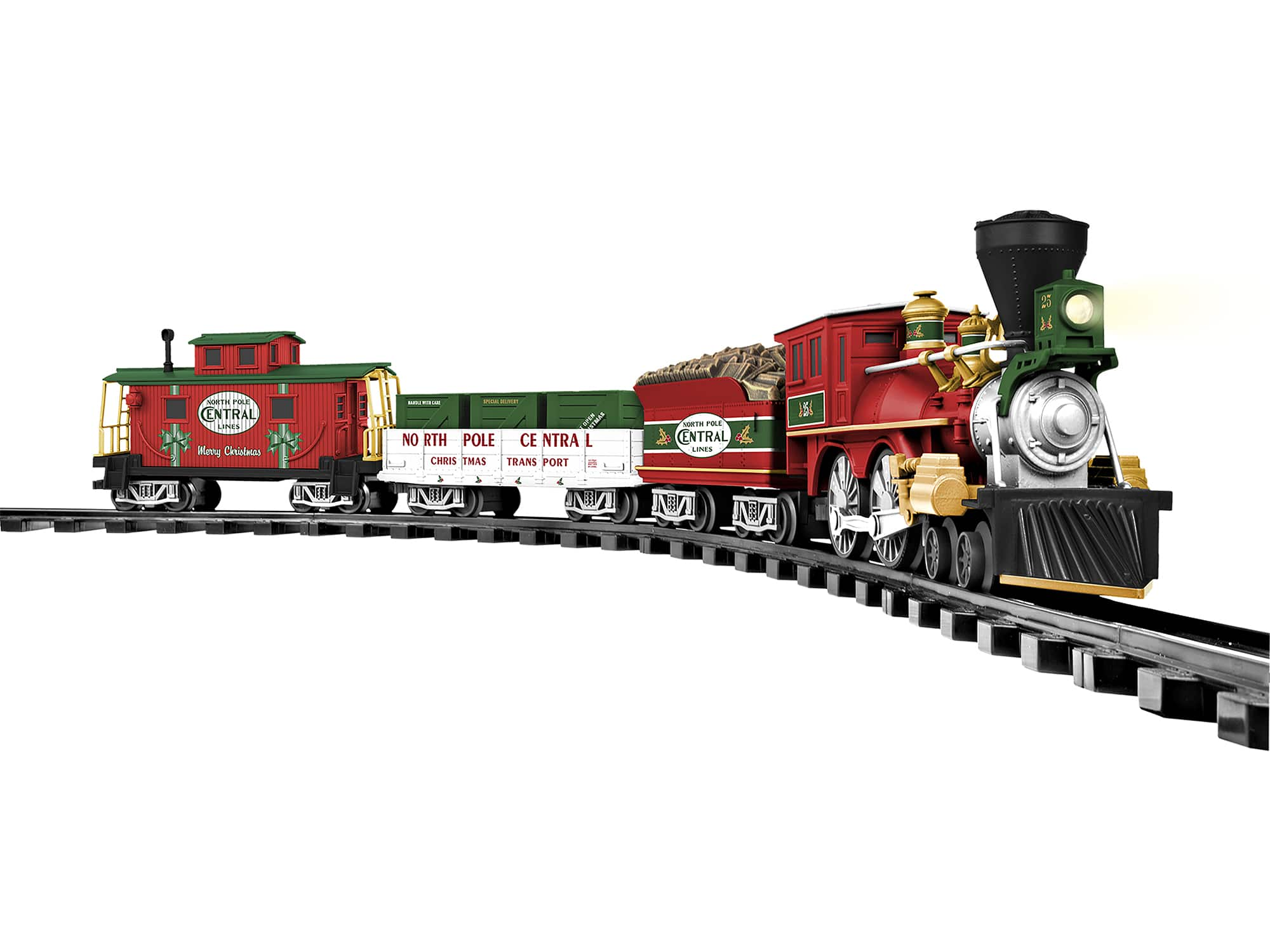 Lionel North Pole Central Train Set Ready to Play w/ Remote - Costco Members only - in Store - YMMV $59.99