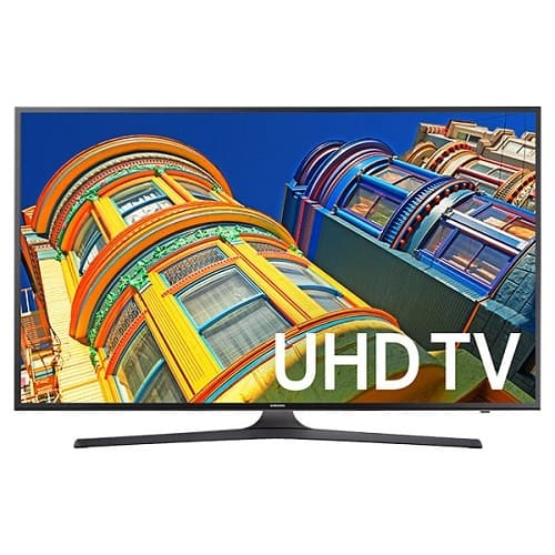 "55"" Samsung Un55ku6300 4k LED TV $799+ $250 Gift Card Dell Store"
