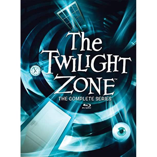 The Twilight Zone: The Complete Series Blu Ray $41.24 @ Walmart.com