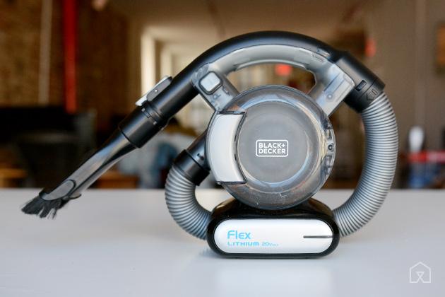 BLACK+DECKER BDH2020FLFH MAX Lithium Flex Vacuum Cordless at Macy's In Store YMMV $48