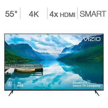 Costco members: Vizio M55-F 55 inch 4K TV with Dolby vision, HDR10 & HLG $599.99