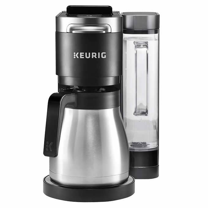 Keurig K-Duo Plus Single-Serve with Carafe Coffee Maker $139.99