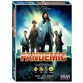 Pandemic Board Game - $24.99 at Target stores - order online with free pick up or price match