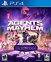 [Add on item]  Agents of Mayhem - PlayStation 4 for $9.99 @Amazon