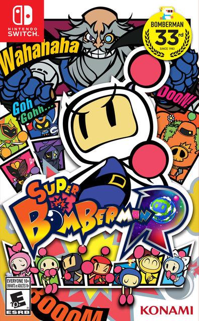 Super Bomberman R Nintendo Switch - $29.99 plus free shipping