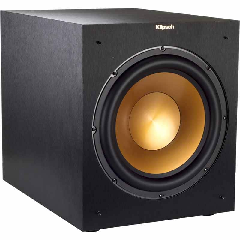 """Klipsch R-12SWi 12"""" Front-Firing Wireless Subwoofer $219 w/ Email Code + Free Store Pickup"""