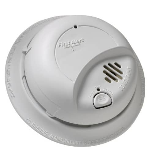Smoke Detector Alarm ( $9.84 + FREE Shipping )