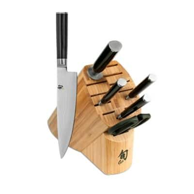 Bed Bath Beyond - Shun Classic 7-piece Knife Block Set  $299.99 FS