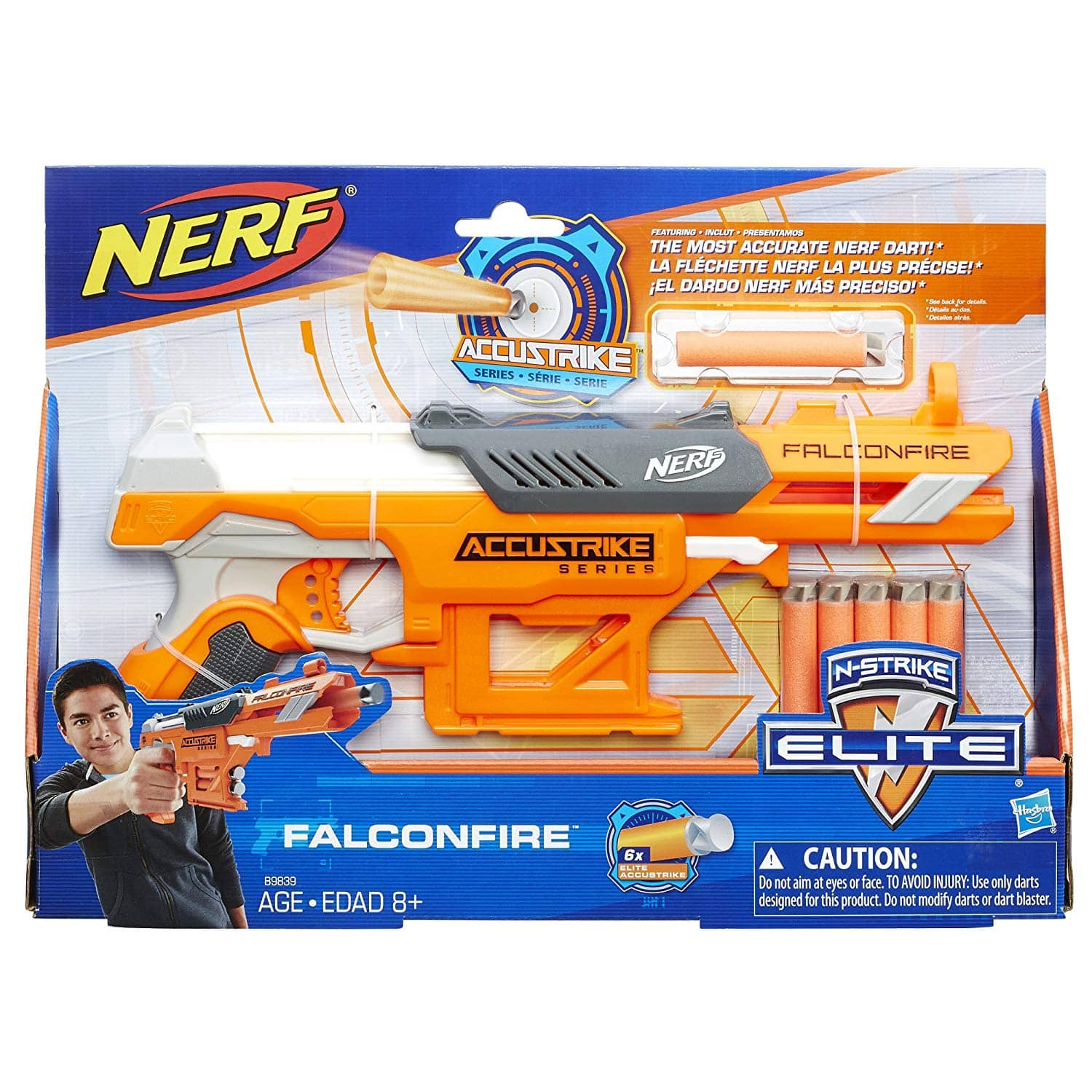 Nerf N-Strike Elite AccuStrike Series FalconFire $4.00 Clearance In-store Only YMMV