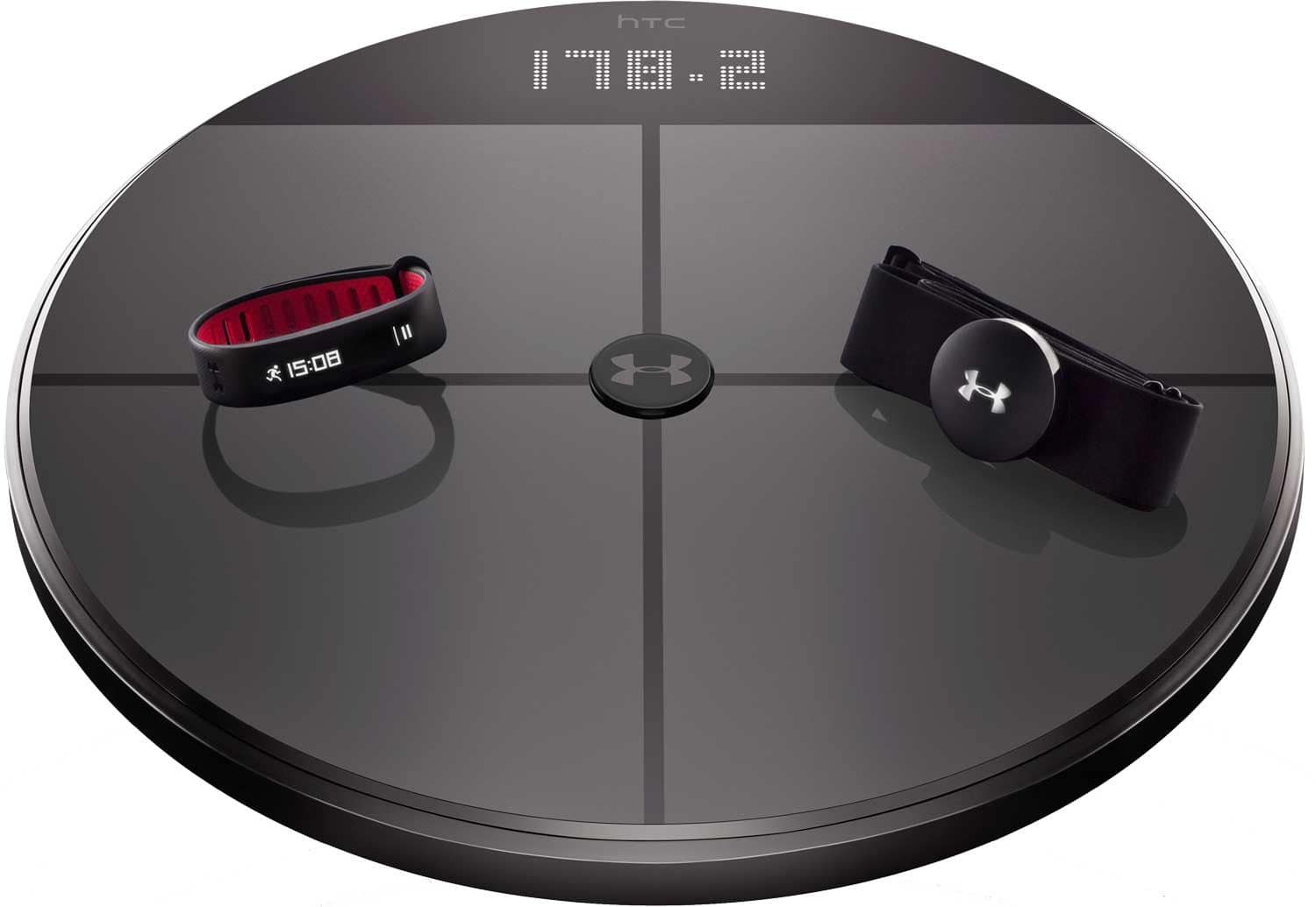 Under Armour Healthbox Fitness Band, HRM and Scale Bundle $79.99 FS