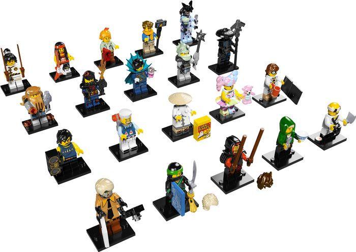 LEGO Minifigures 71019 2017 Series-3 (Blind Bag Assortment) $1.97