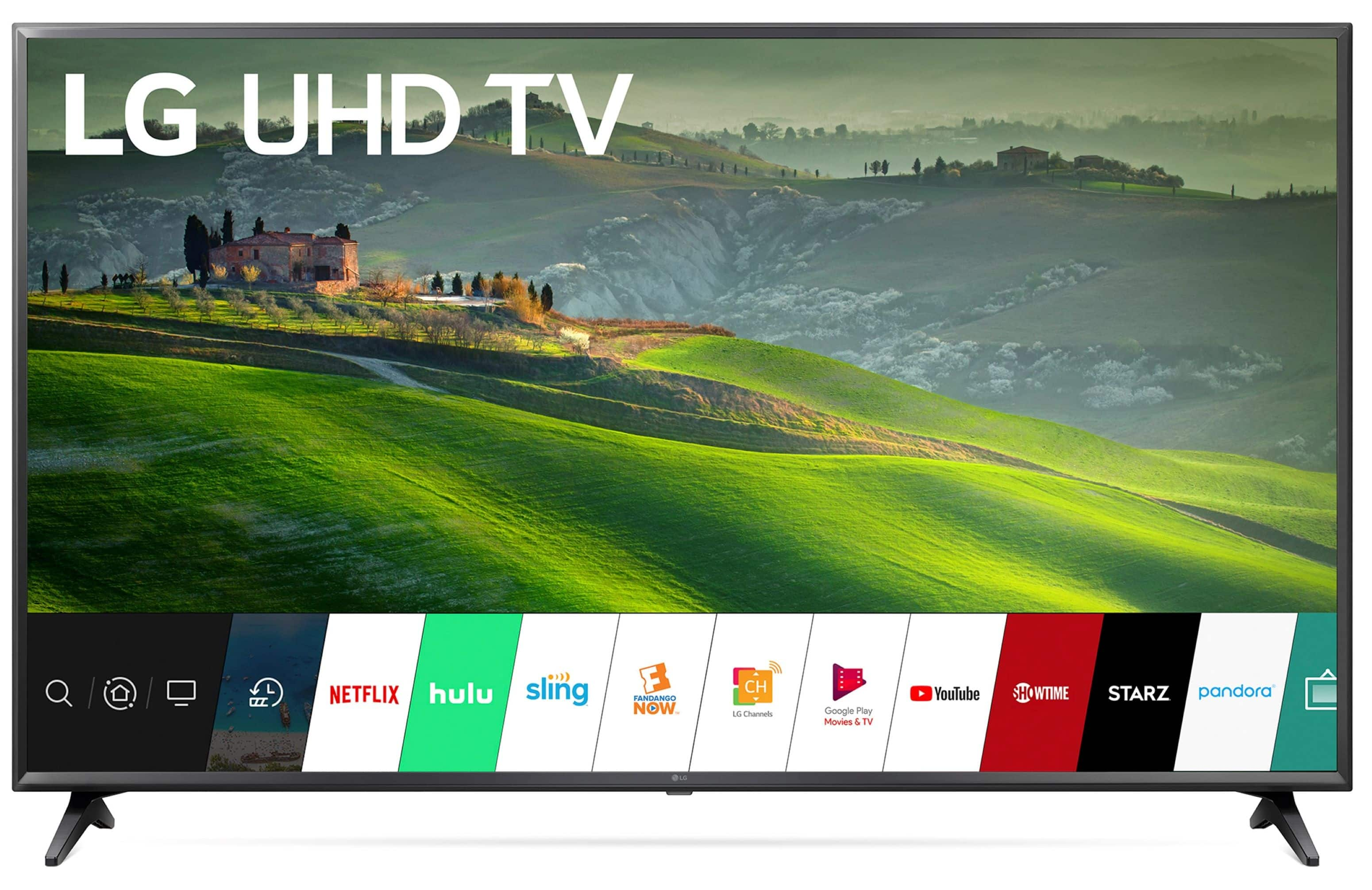 "LG 65"" Class 4K UHD 2160p LED Smart TV With HDR 65UM6950DUB $478 FS"