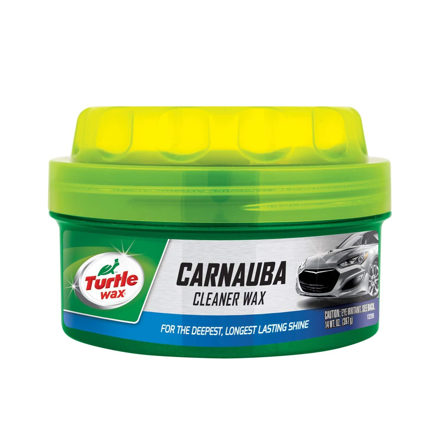 Turtle Wax T-5A Carnauba Cleaner Paste Wax As low as $2.88 S&S Free shipping