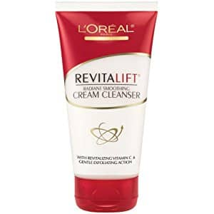 L'Oréal Paris Revitalift Radiant Smoothing Cream Cleanser, 5 fl. oz $2.85 Shipped with S&S Amazon