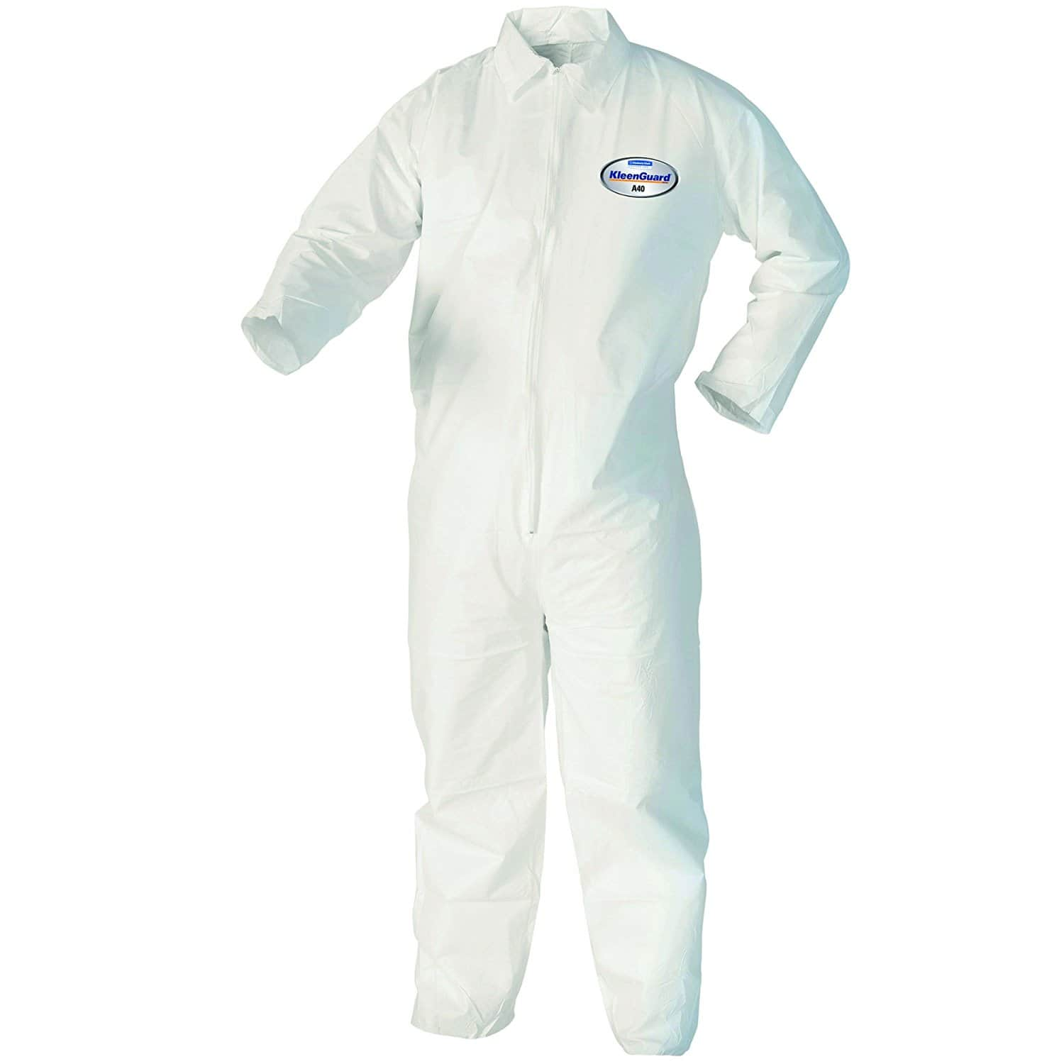 Kleenguard A40 Liquid & Particle Protection Coveralls Size XL $4.34 Shipped S&S