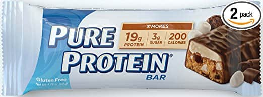 Add-on: Pure Protein S'mores Value Pack 6-50 Gram Bars (Pack of 2) $6.81 AC