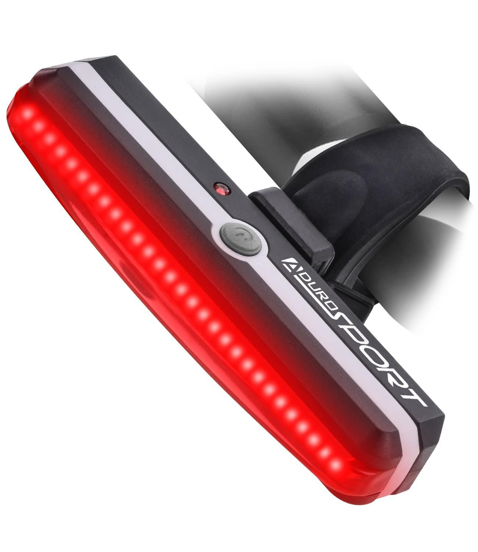 Lightning Deal: Aduro Sport LED Rear Bike Light USB Rechargeable $6.99 Shipped Prime
