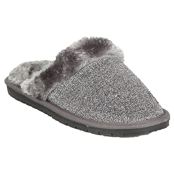 Lightning Deal: Hounds Women's Frosted Memory Foam Scuffs Slippers $5.99 Shipped Prime