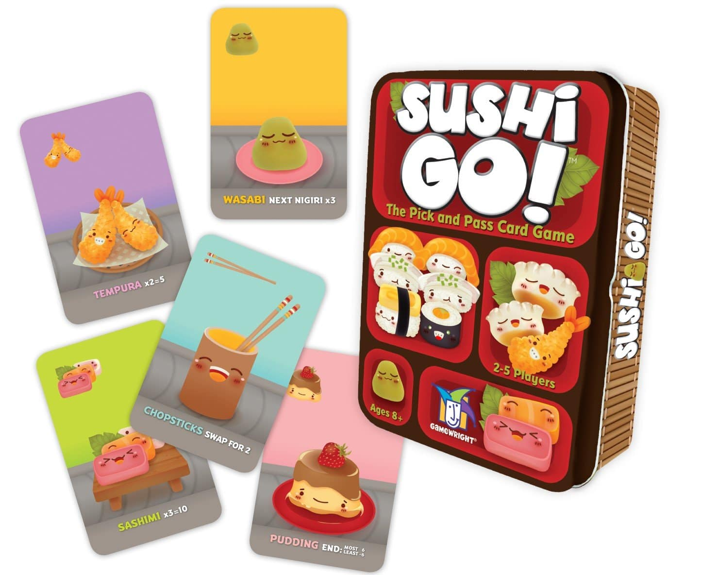 Sushi go card game $6.74