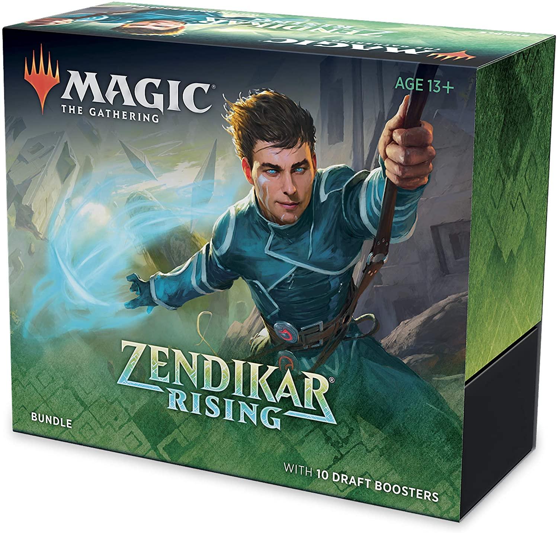 Magic: The Gathering Zendikar Rising Bundle $26.99