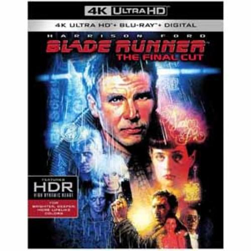 Blade Runner: The Final Cut [4K UHD] [Blu-Ray] [Digital] $19.99