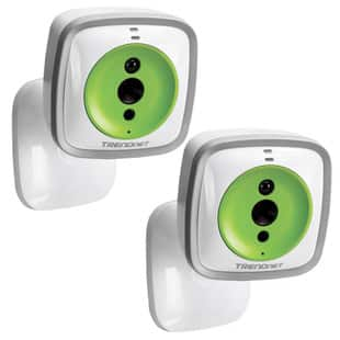 Wi-Fi Baby Cam (2-Pack) $30