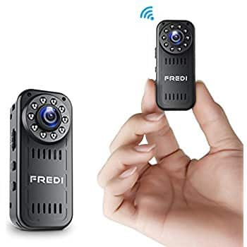 urlhasbeenblocked hidden 1080p HD mini wifi camera for Phones $29.99 @Amazon +FS