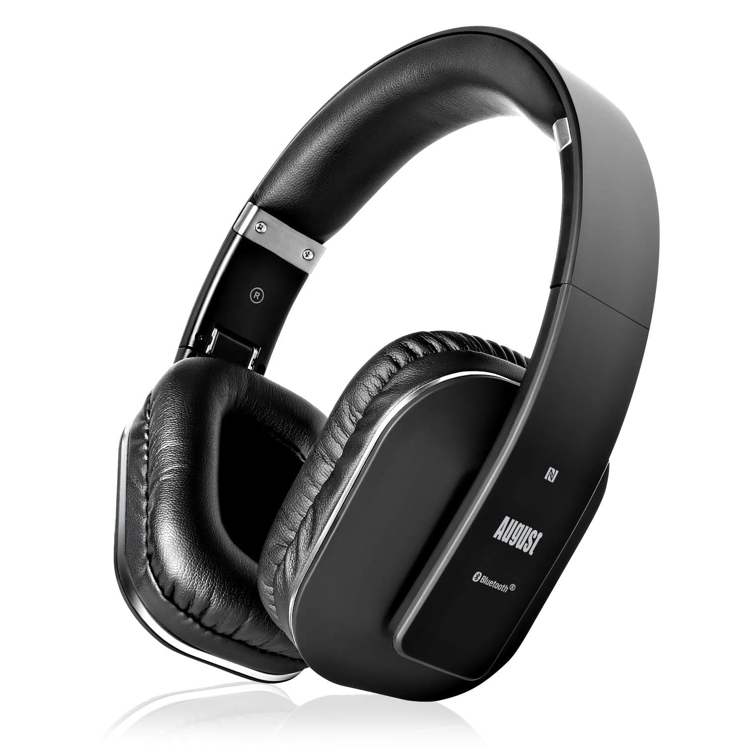 August EP650 Over Ear Bluetooth Wireless Headphones - $32.87-$34.27 AC