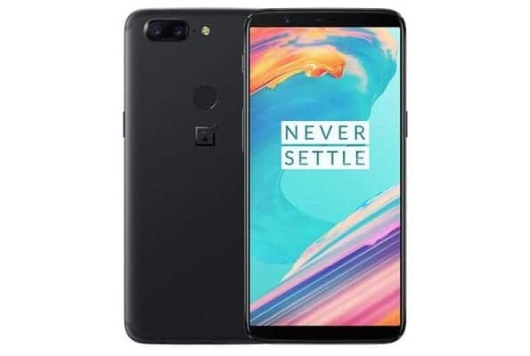 OnePlus 5T 128GB ROM International Version  -  BLACK $533.99