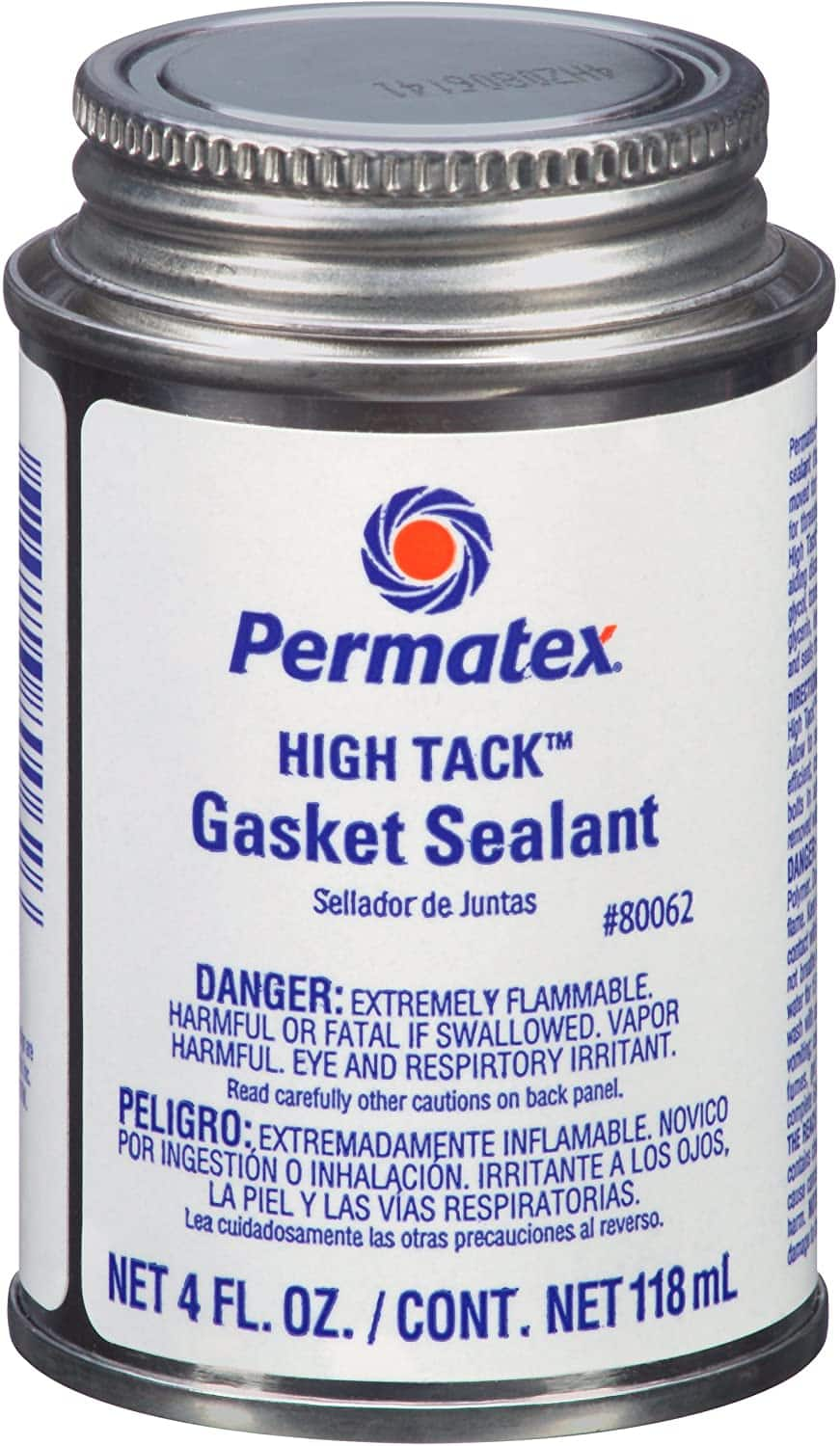 Permatex 80062 High Tack Gasket Sealant, 4 oz, $3.10 w/ S&S, Amazon