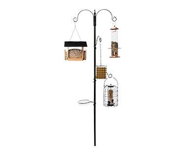 Aldi, Gardenline Bird Feeding Station, $9.99, in store