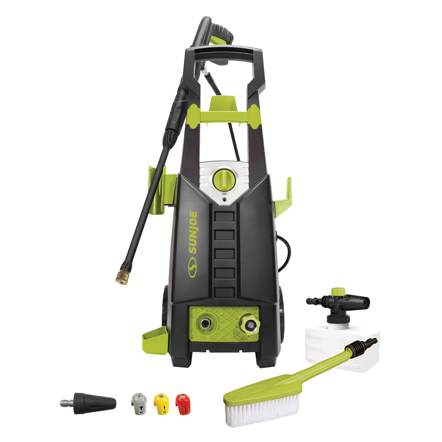 Begins May 8, Sun Joe 2,080 PSI/1.65 GPM Electric Pressure Washer and Accessory Kit, free shipping, $99.98, Sam's Club