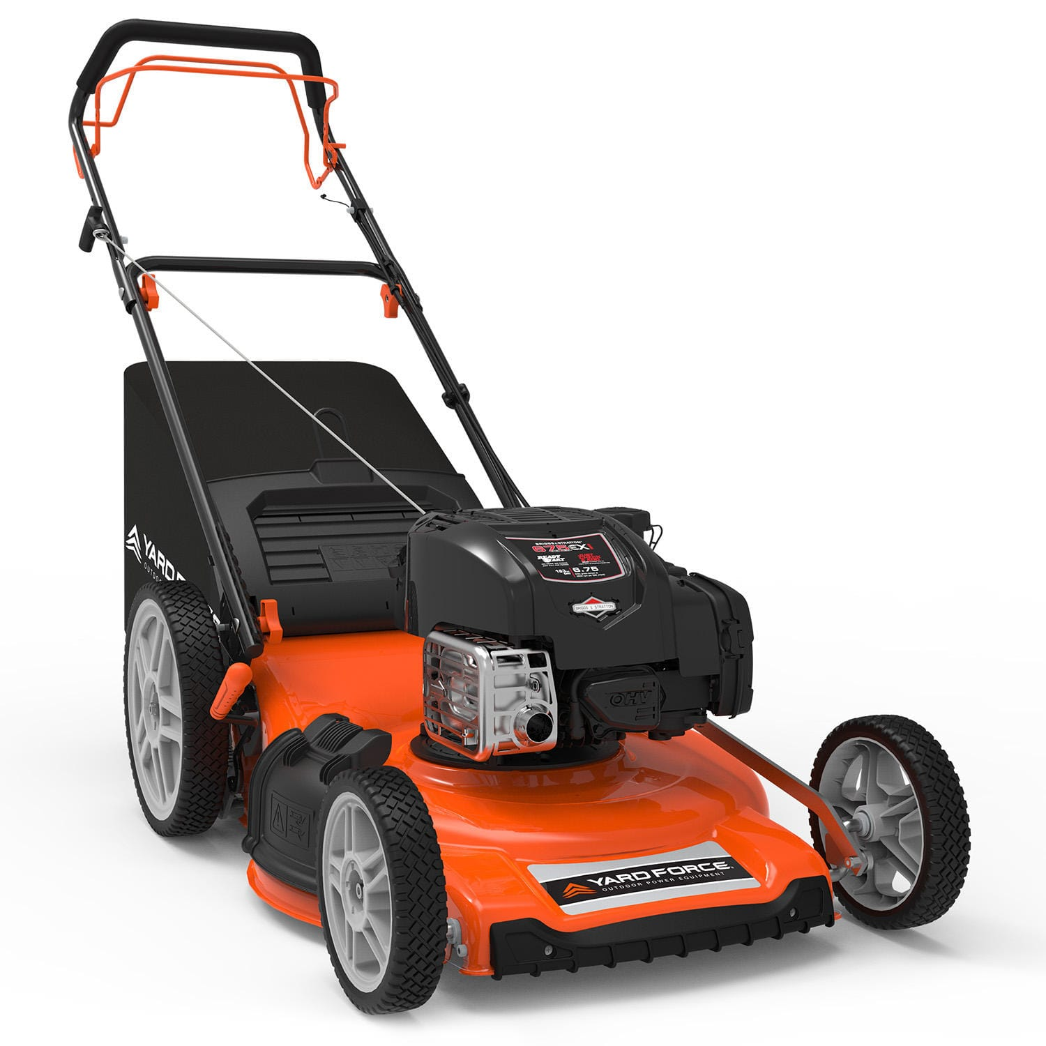 """Sam's Club Members : Yard Force 22"""" Self-Propelled 3N1 Mower with Briggs & Stratton 163cc Engine, $249.98, free shipping"""