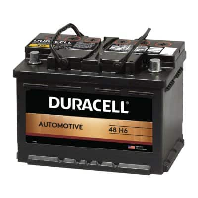 Sam's Club Members : Duracell Automotive Batteries, $20 off