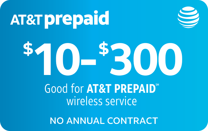 13% off pre-paid AT&T and Cricket wireless gift cards + 4X fuel points, Kroger Gift Cards