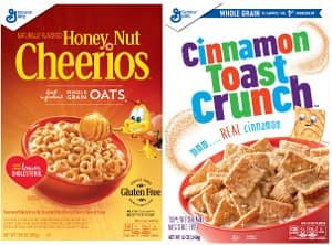Kroger Weekly Digital Deals, $.99 General Mills Big G cereals, $2.99 Freschetta Pizza, $0.79 Crayola Colored Pencils, + more, use up to 5X in transaction