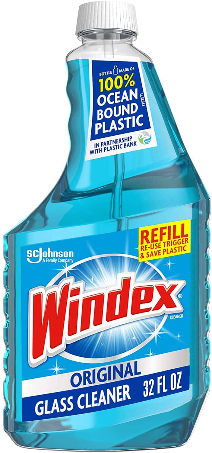 23 oz Windex Multi-Surface Cleaner and Disinfectant, $1.94, 23 oz Windex Glass and Window Cleaner Spray Bottle, $2.09 after coupon (YMMV), 32 oz refill, $2.83, Amazon