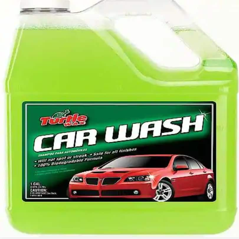 1 Gallon Turtlewax Car Wash Slickdeals Net