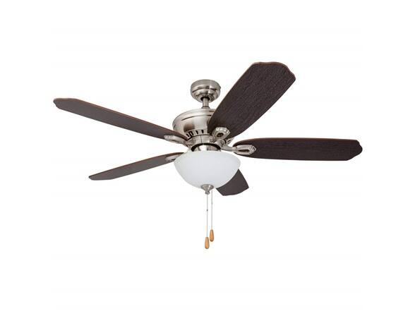 Spring Hollow Ceiling Fan with Light Kit, $49.99, Free shipping for Prime members at Woot + more $49.99