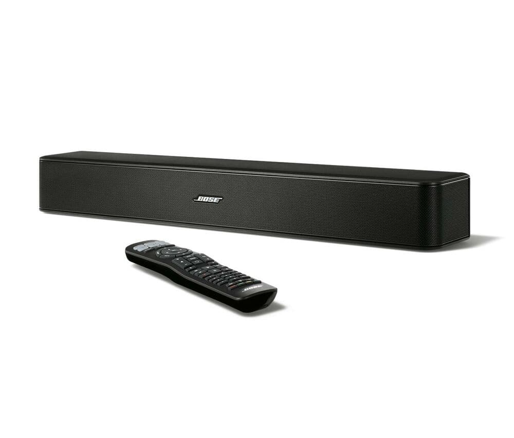 Bose Solo 5 TV Sound System - Factory Renewed, $99 via Bose Official Store on eBay
