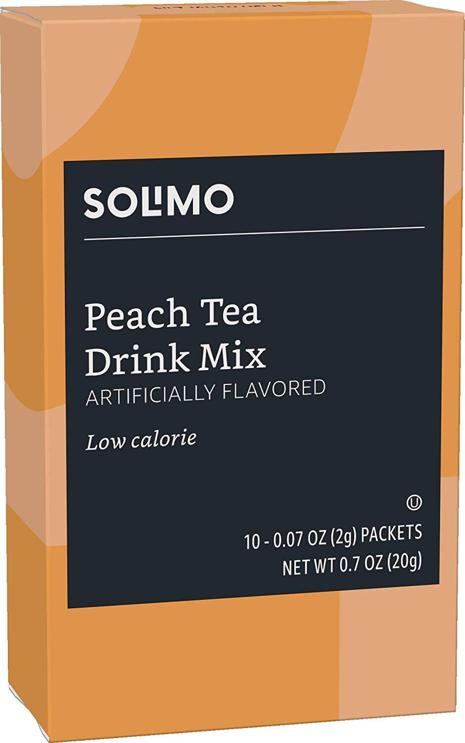 Cheap Amazon items for $1 credits with Prime shipping, Solimo Drink Mix (10 packets) $1.29, Choc or Vanilla sandwich cremes, $2.06, Vanilla wafers, $2.02