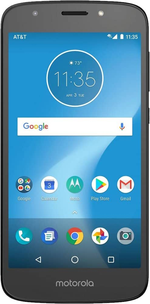 AT&T Pre-paid Motorola MOTO E5 Play with 16GB Memory Prepaid Cell Phone - $39.99, Best Buy, free shipping